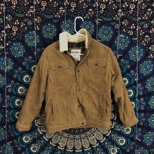 Old Navy Brown Winter Jacket